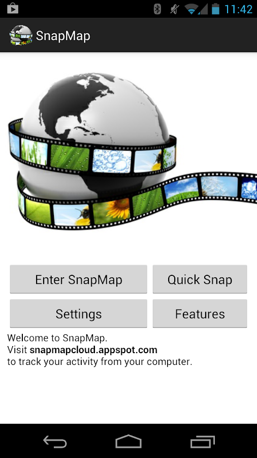SnapMap - screenshot