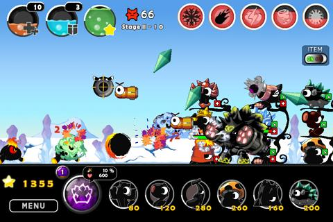 Defen-G Astro POP - screenshot