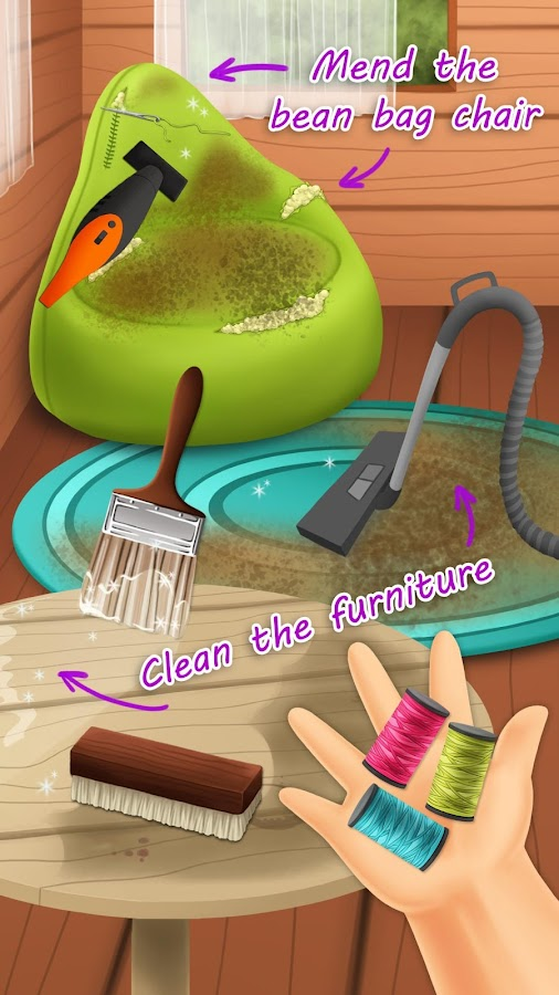 Sweet Baby Girl Cleanup 3- screenshot