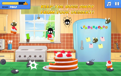 New Hungry Bugs Ads free