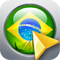 Brasilia Offline Map icon