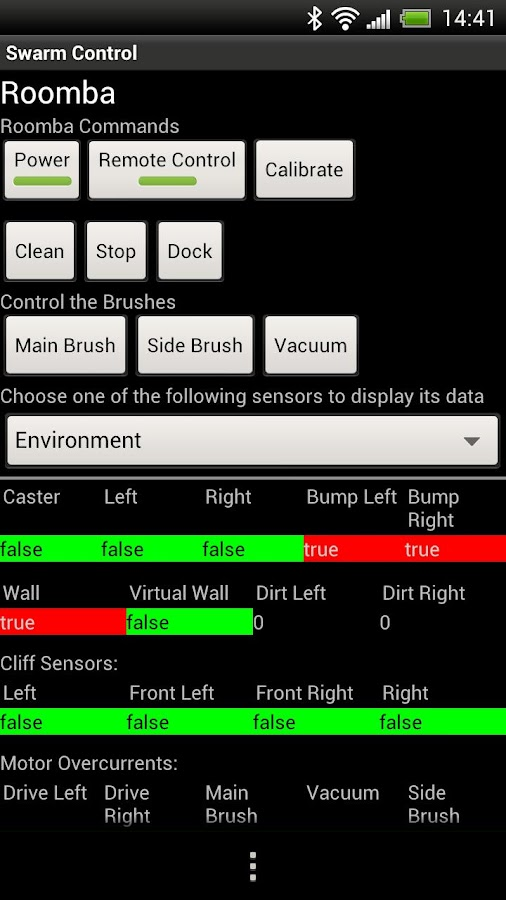 Swarm Control - screenshot