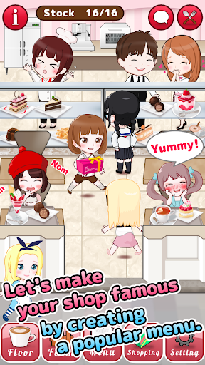 My Cafe Story2 -ChocolateShop-  screenshots EasyGameCheats.pro 3