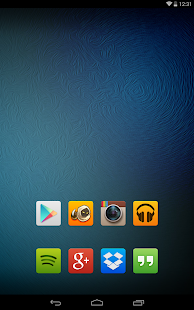 Tersus 2.0 (nova apex icons) - screenshot thumbnail