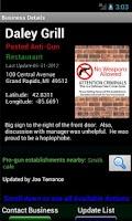 Screenshot of Posted! - Carry List Anti-Gun