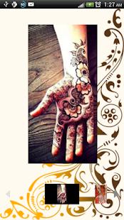 莫海蒂指甲花设计2013