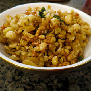 Crunchy Cannellini Snacks