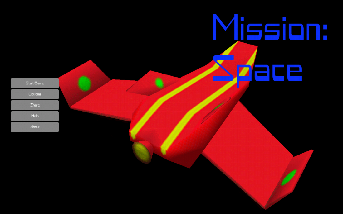 Mission: Space 3D- screenshot
