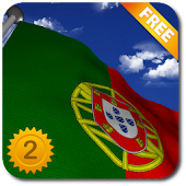 Portugal Flag - LWP