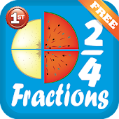 Grade 1 Math: Fraction