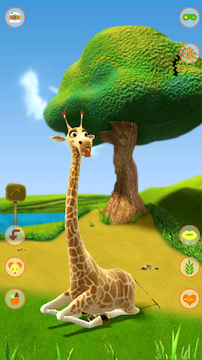 Talking Giraffe 1.3.3 screenshots 4