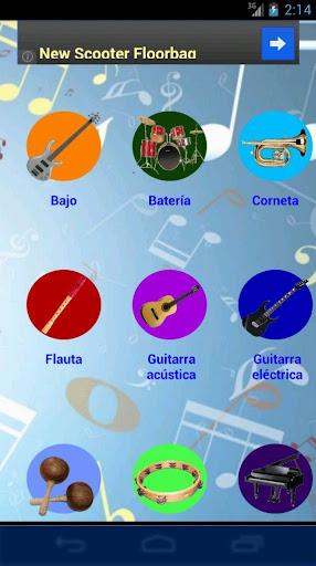 Instrumentos Sounds