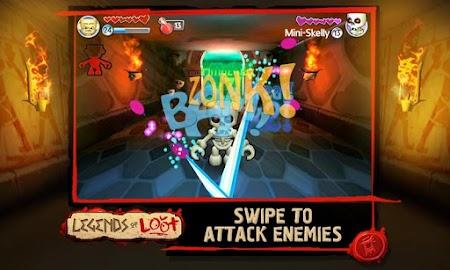 Legends of Loot Screenshot 3