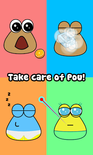Pou  screenshots 1