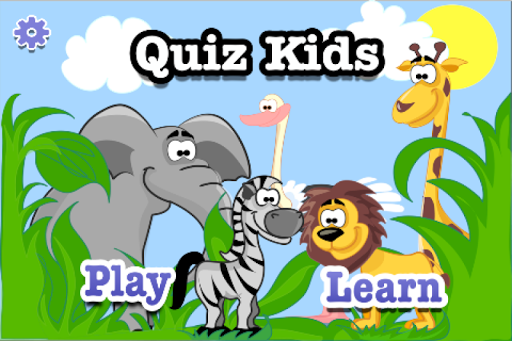 Quiz Kids - Animal Edition