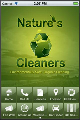 Nature's Cleaner