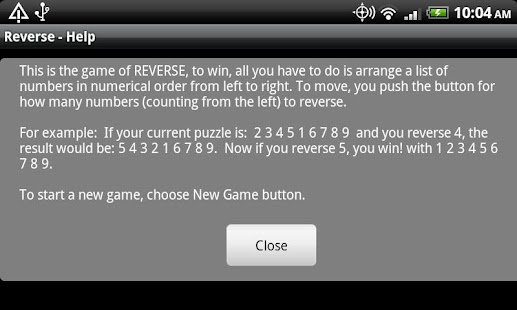 Reverse for Tablets- screenshot thumbnail