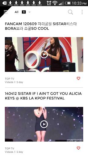 Sistar KPop Stage