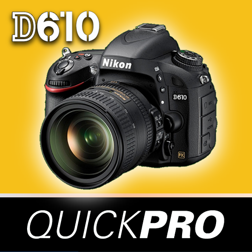 Guide to Nikon D610 攝影 App LOGO-APP開箱王