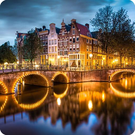阿姆斯特丹壁纸 個人化 App LOGO-APP開箱王