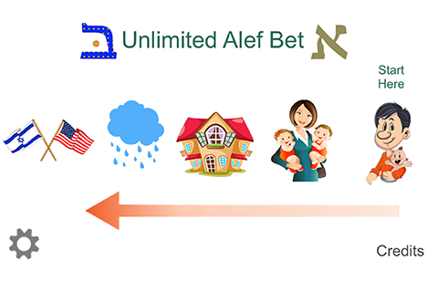 Unlimited Alef Bet