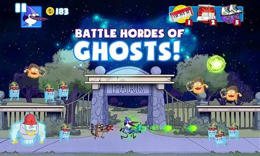 Ghost Toasters - Regular Show - screenshot thumbnail