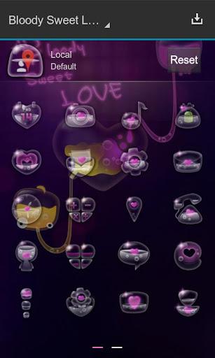 免費下載漫畫APP|超甜蜜爱情Next桌面3D主题 app開箱文|APP開箱王
