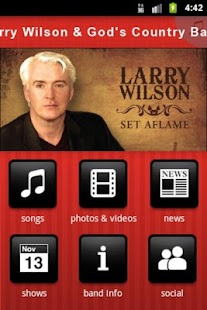 Larry Wilson & God's Country- screenshot thumbnail