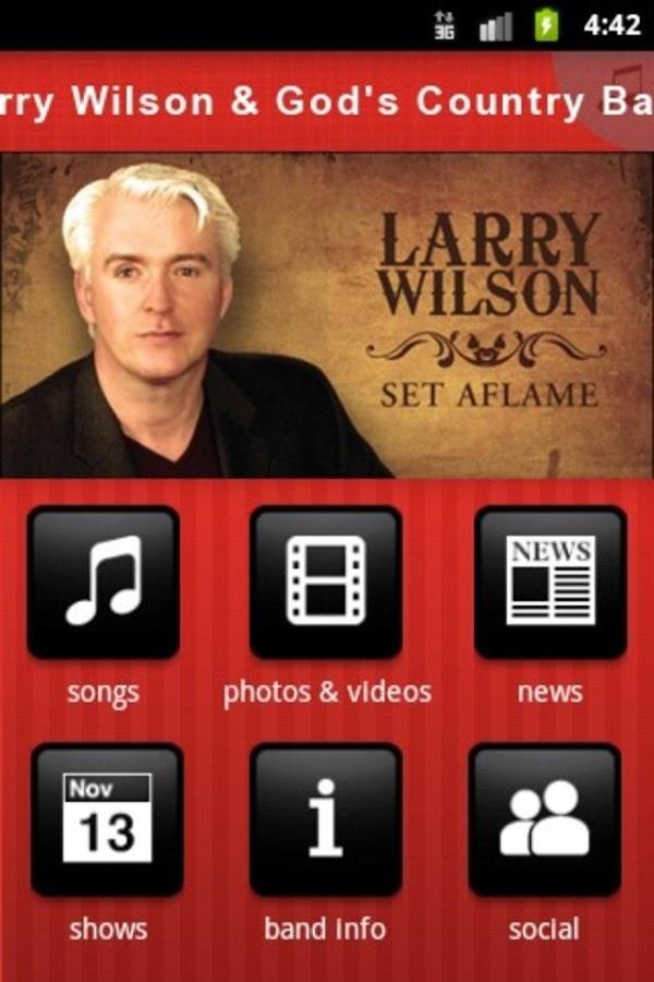 Larry Wilson & God's Country - screenshot