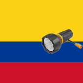 Linterna flash led Colombia