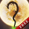 Moon Dragon Free icon