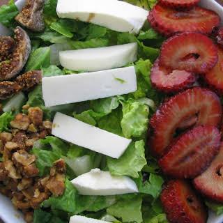 Fresh Mozzarella Salad.