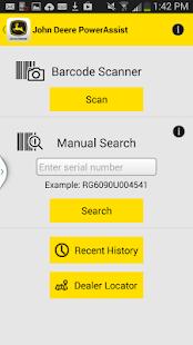 John Deere PowerAssist - screenshot thumbnail