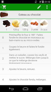 Frigo Malin - Liste de courses screenshot 2