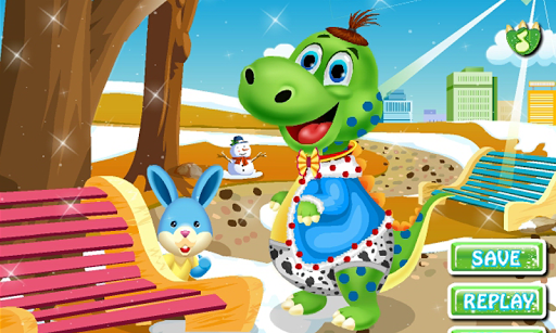 無料休闲Appの赤ちゃんディノスパサロン 記事Game