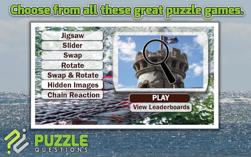 Free Pirate Puzzles