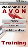 Screenshot of Struggling In Avon Business