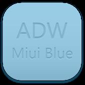 ADW Theme Miui Blue