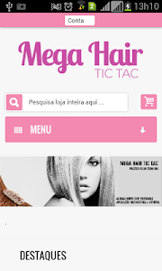 Mega Hair Tic Tac screenshot 1
