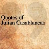 Quotes of Julian Casablancas