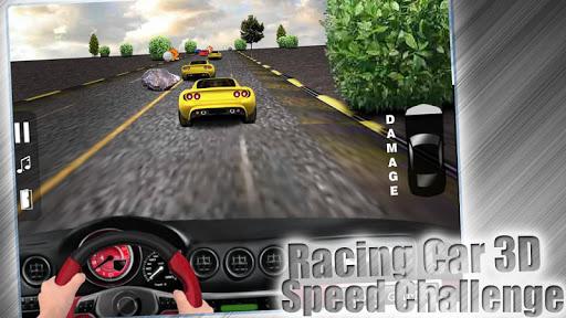 Racing Car 3D Speed Challenge