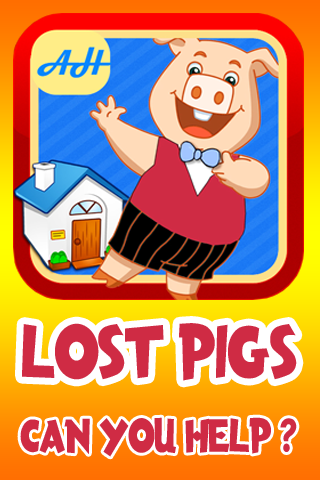 Lost Pigs- screenshot