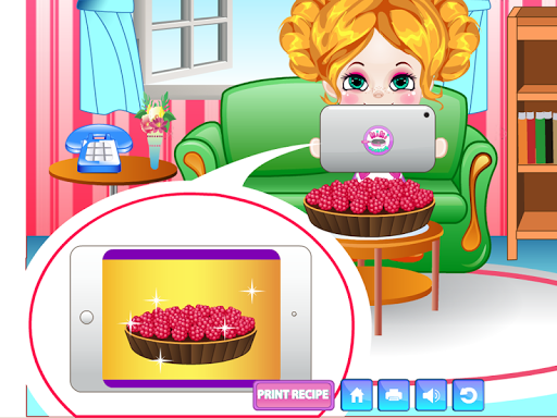 【免費家庭片App】RaspBerry Tart Cooking Games-APP點子