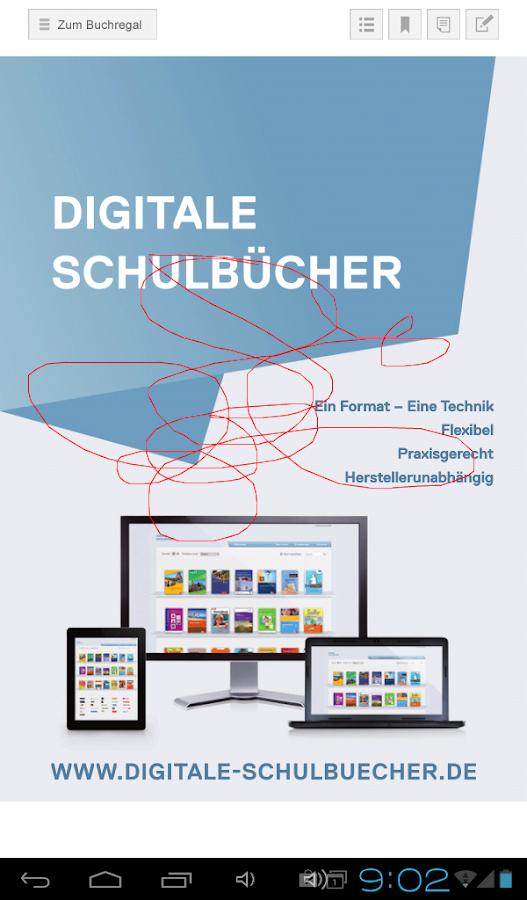 digitale schulbücher  android apps on google play ~ Buchregal Digitale Schulbücher