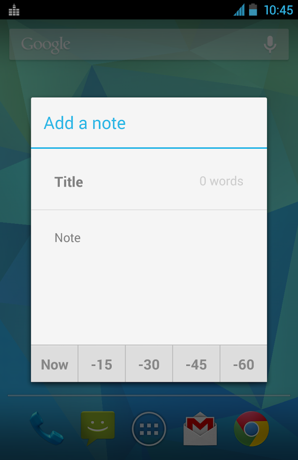 TapNotes - Meeting Recorder- screenshot