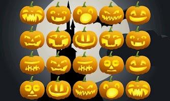 Screenshot of Halloween Pumpkins