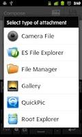 Screenshot of Camera File