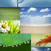 Galaxy Photowall LWP Free