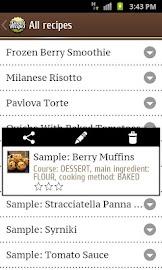 Good Recipes Screenshot 2