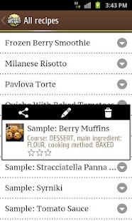 Good Recipes- screenshot thumbnail